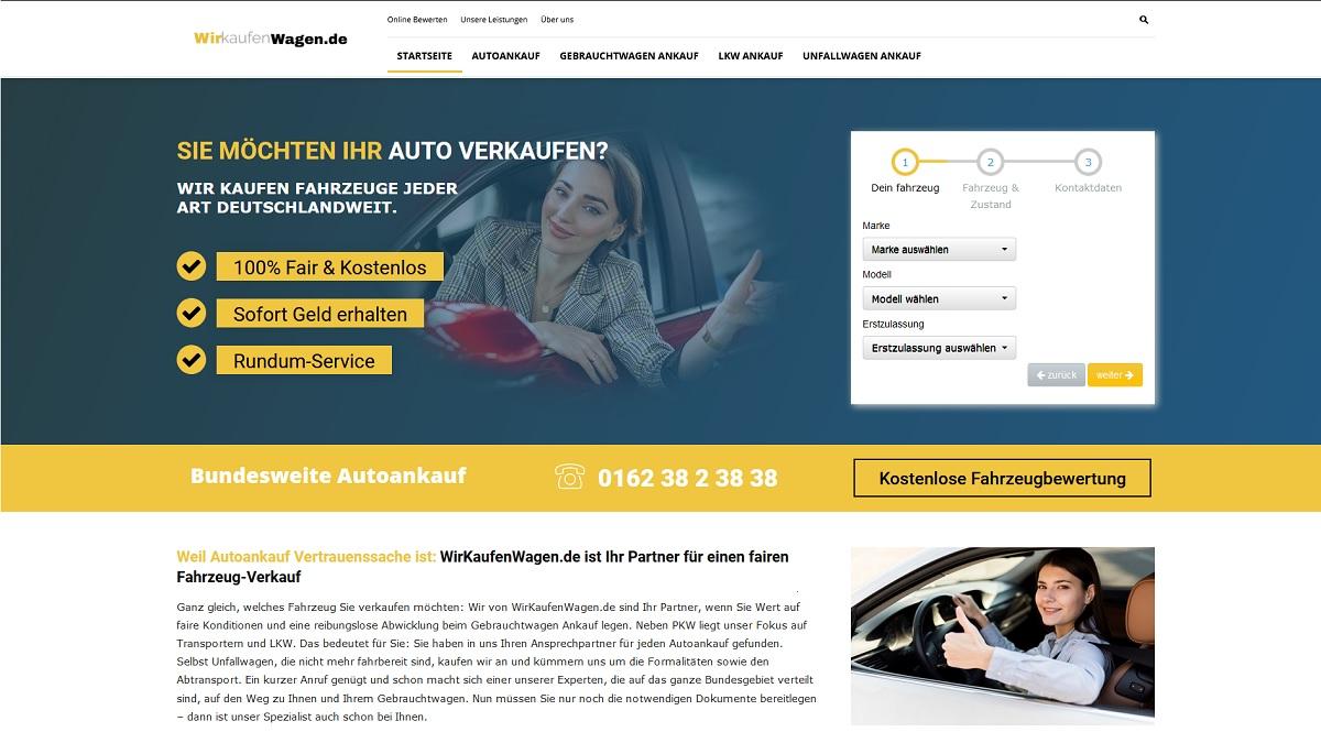 Autoankauf Unna   Unfallwagen, PKW ohne TÜV, mit Motorschaden - Auto News